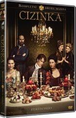 Cizinka - 2. série (5DVD)   - DVD