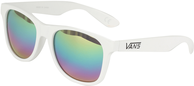 Vans Spicoli 4 Shades White-Rainbow Mirror