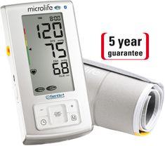Microlife BP A6 PC AFIB + Bluetooth