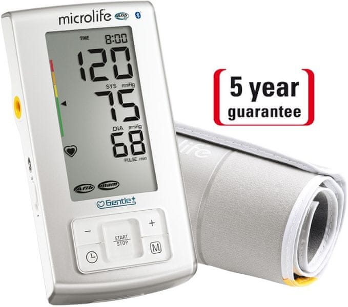 Microlife BP A6 PC AFIB + Bluetooth