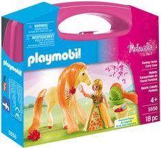 Playmobil 5656 Přenosný box - Česací koník