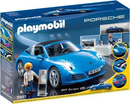 Playmobil 5991 Porsche 911 Targa 4S