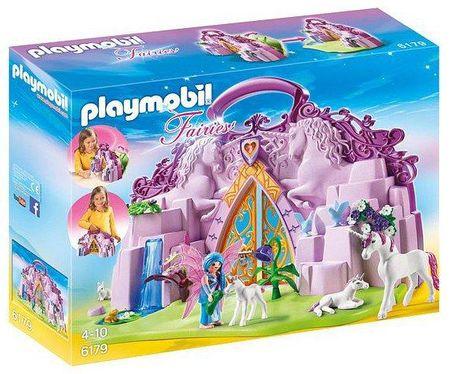 """Playmobil 6179 Kuferek jednorożca """"Świat wróżek"""""""