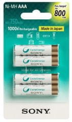 Sony Sony CycleEnergy AAA 800mAh 4ks