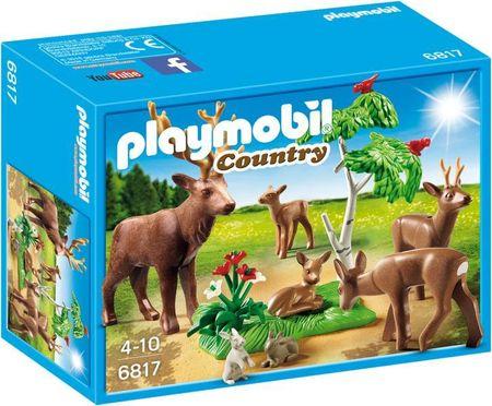 Playmobil Rodzina Jeleni 6817
