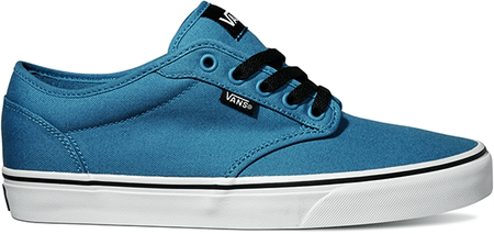 Vans Atwood (Canvas) Blue Ashes/White 44.5