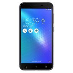 Asus ZenFone 3 MAX (ZC553KL), Dual SIM, 3 GB / 32 GB, šedý