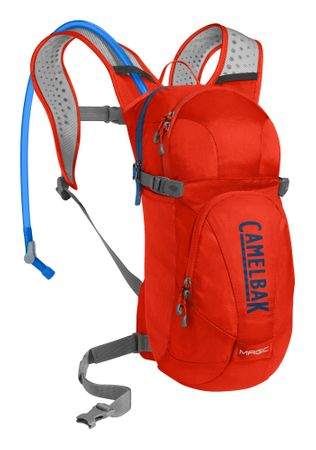 Camelbak plecak rowerowy Magic Cherry Tomato/Pitch Blue