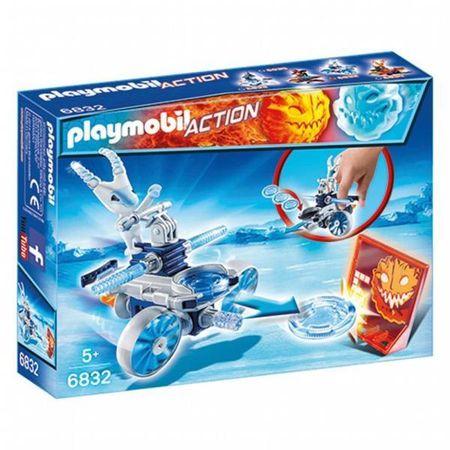 Playmobil 6832 Frosty z zaganjalnikom