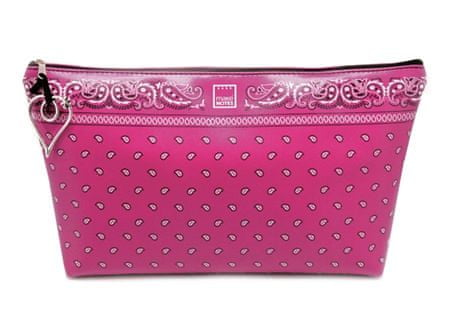 Make Notes toaletna torbica Bandanas Pink