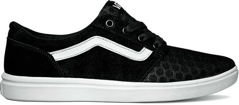 Vans Chapman Lite (Mixed) Black White 44 9a189fb587