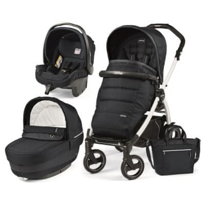 Peg Perego modularni sistem Book 51 S Black&White, Elite, Luxe Bluenight