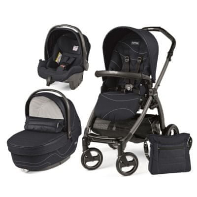 Peg Perego modularni sistem Book S Jet, XL, Bloom Navy