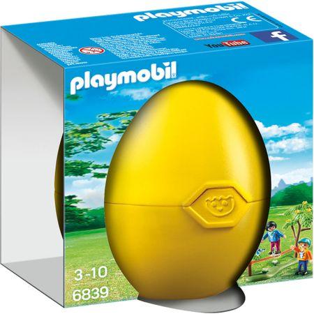 Playmobil Jajko Slackline 6839