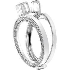 Hot Diamonds Prívesok Emozioni Reversible Coin Keeper DP487 striebro 925/1000 striebro 925/1000