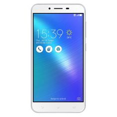 Asus ZenFone 3 MAX (ZC553KL), Dual SIM, 3 GB / 32 GB, stříbrný