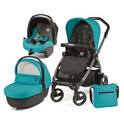 Peg Perego modularni sistem Book 51 S Jet, XL, Bloom Scuba