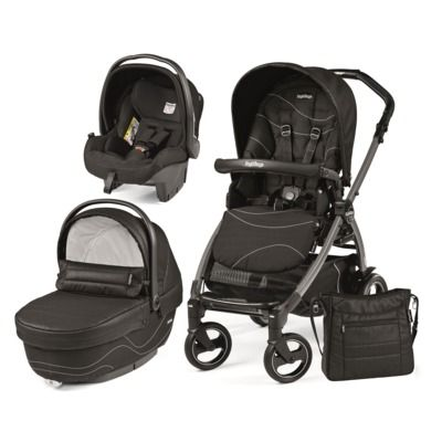 Peg Perego modularni sistem Book 51 S Jet, XL, Bloom Black