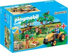 Playmobil 6870 Gyümölcsszüret
