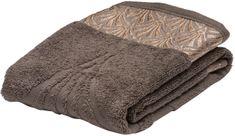 Framsohn Golden Glamour Palmen ręcznik 50x100 cm