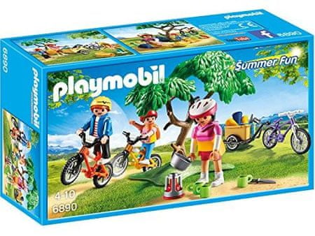 Playmobil 6890 Výlet na horských bicykloch
