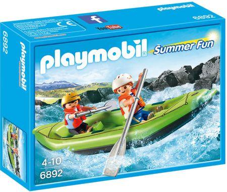 Playmobil Spływ kajakowy 6892