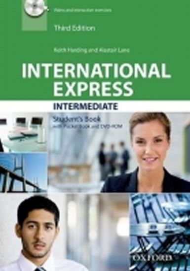 Harding Keith: International Express Third Ed. Intermediate Student´s Book with Pocket Book and DVD-