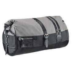 Held taška (rollbag) na sedlo spolujazdca  CANVAS 20L, čierna/šedá (vodeodolná)