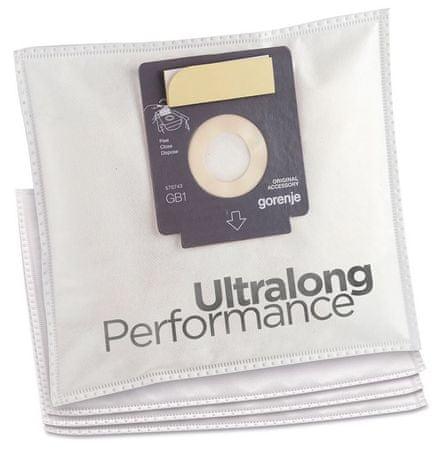 Gorenje vrečke mikrofilter GB1MBUP