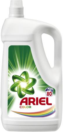 Ariel Color gel 5,2 l, 80 praní