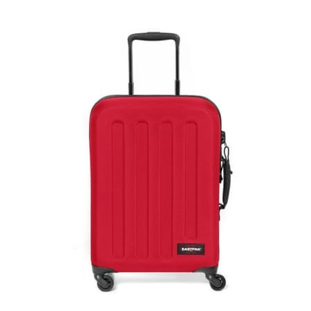 EASTPAK kovček Tranzshell S, Chuppachop Red