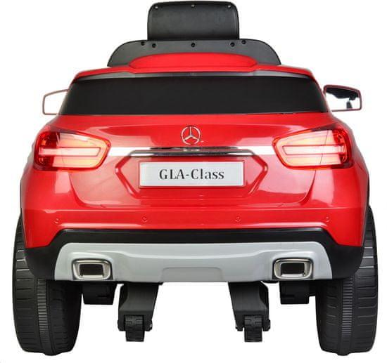 Buddy Toys Elektrické autíčko Mercedes GLA BEC 8111