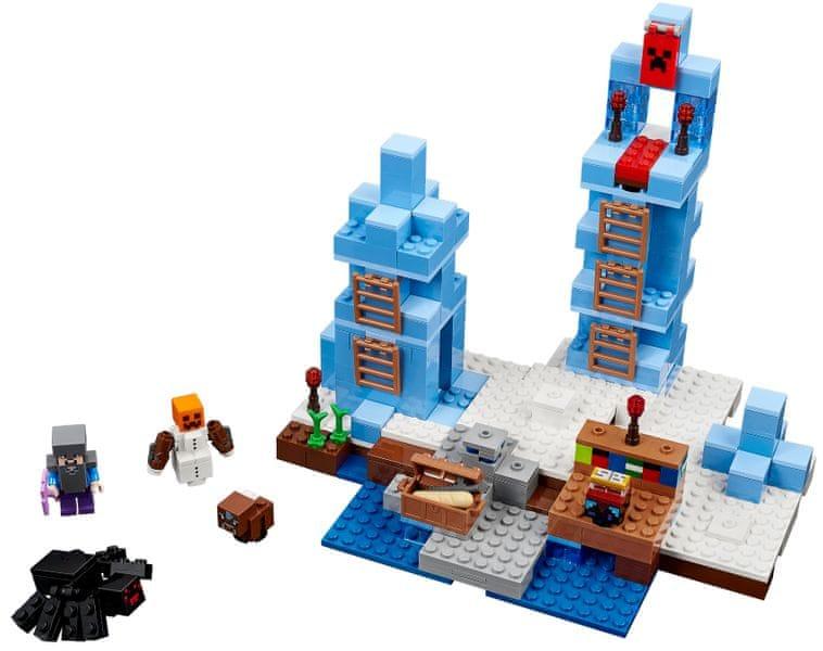 LEGO® Minecraft 21131 Ledové ostny