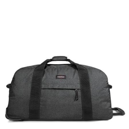 EASTPAK potovalna torba na kolesih Container 85, Black Denim