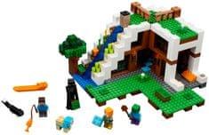 LEGO Minecraft 21134 Utrdba za slapom