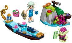 LEGO® Elves 41181 Naidina gondola i goblin lopov