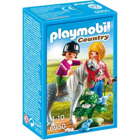 Playmobil 6950 Prechádzka s poníkom