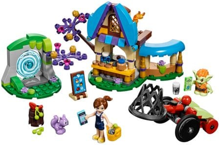 LEGO Elves 41182 Zajetje Sofie Jones