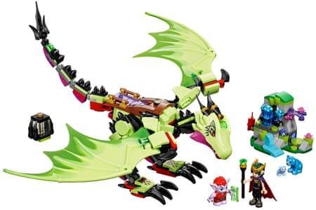 LEGO Elves 41183 Zły Smok Król Goblinów