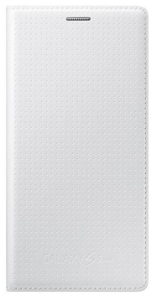Samsung Flip kryt (Samsung Galaxy S5 Mini), bílá