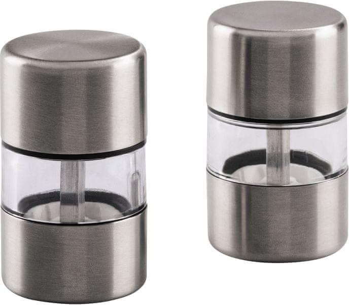 Hama Xavax Mini mlýnek na sůl a koření, 2 ks