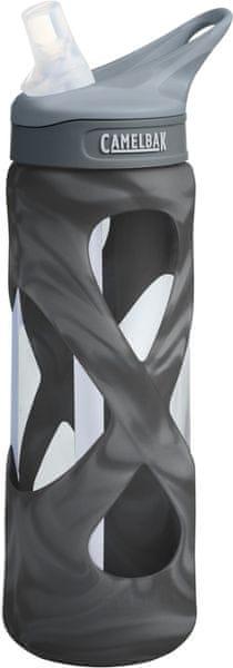 Camelbak Eddy Glass 0,7 l Black Steel