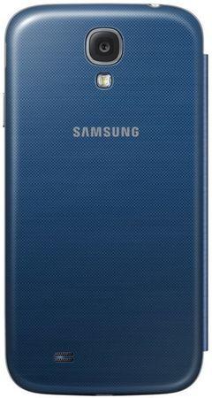 Samsung Flip kryt S-View (Samsung Galaxy S4), modrá