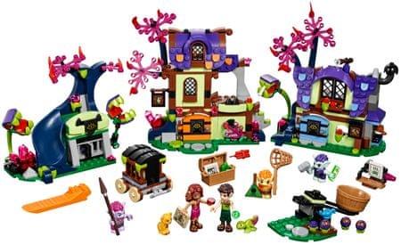 LEGO® 41185 Elves Varázslatos menekülés Manófalváról