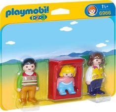 Playmobil Rodzice z kołyską 6966