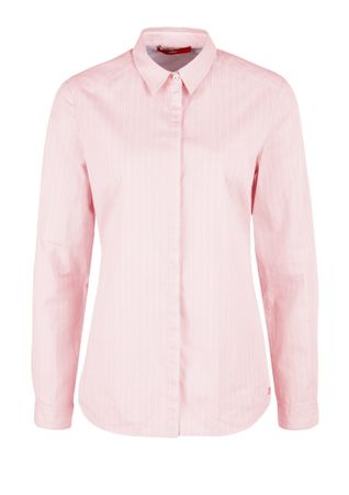 s.Oliver dámská košile 34 růžová