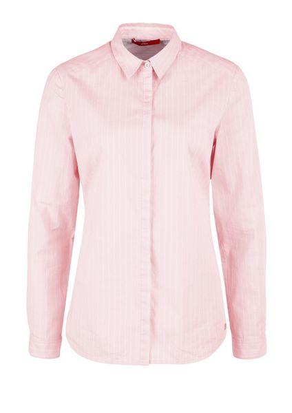 s.Oliver dámská košile 36 růžová