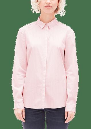 s.Oliver női ing 42 rózsaszín