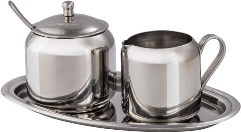 Hama Xavax set nádobek na mléko a cukr