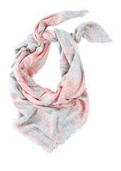 s.Oliver dámský růžový šátek